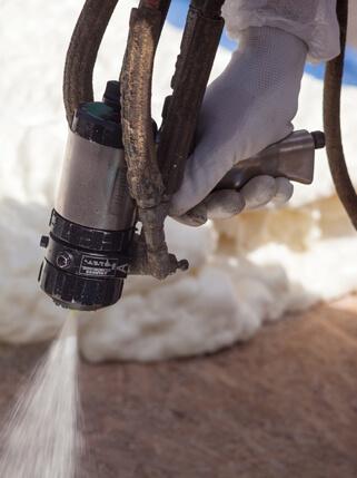 Spray Foam Insulation Contractors San Jose California